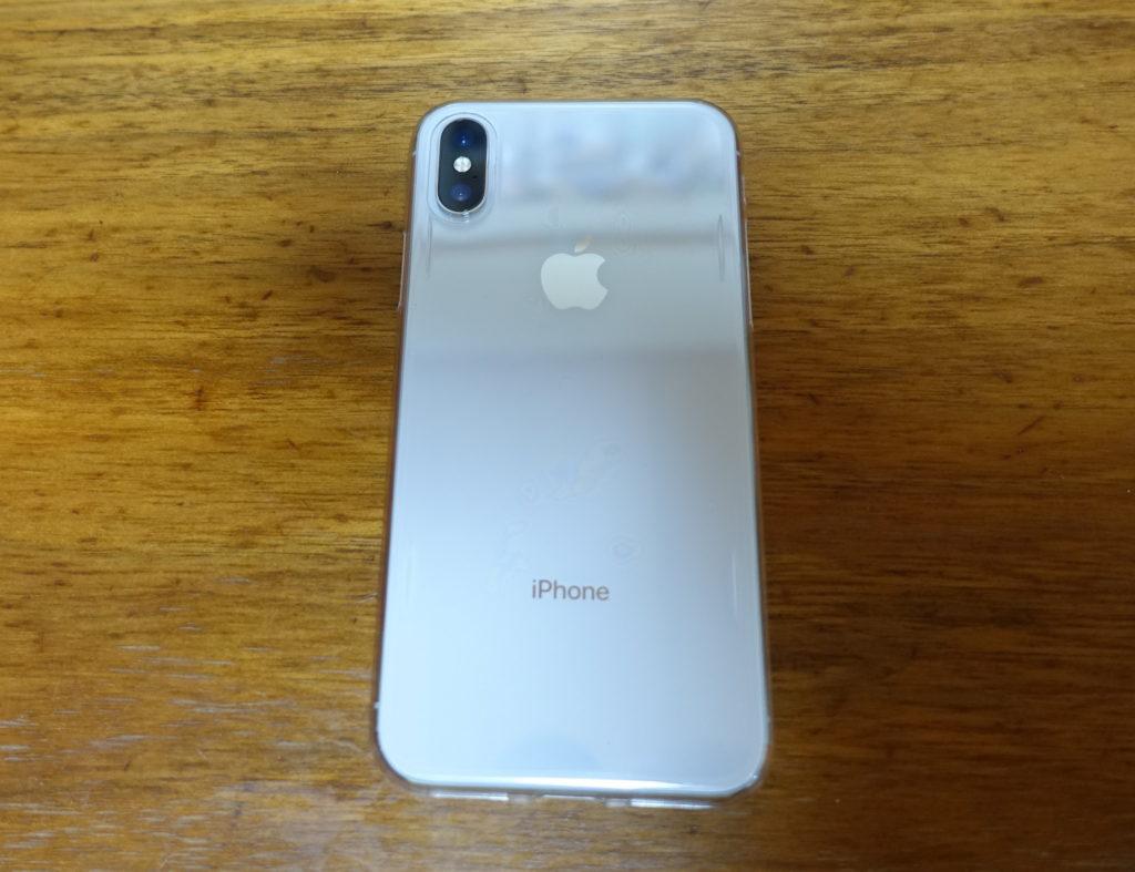 iphonex 極薄ケース